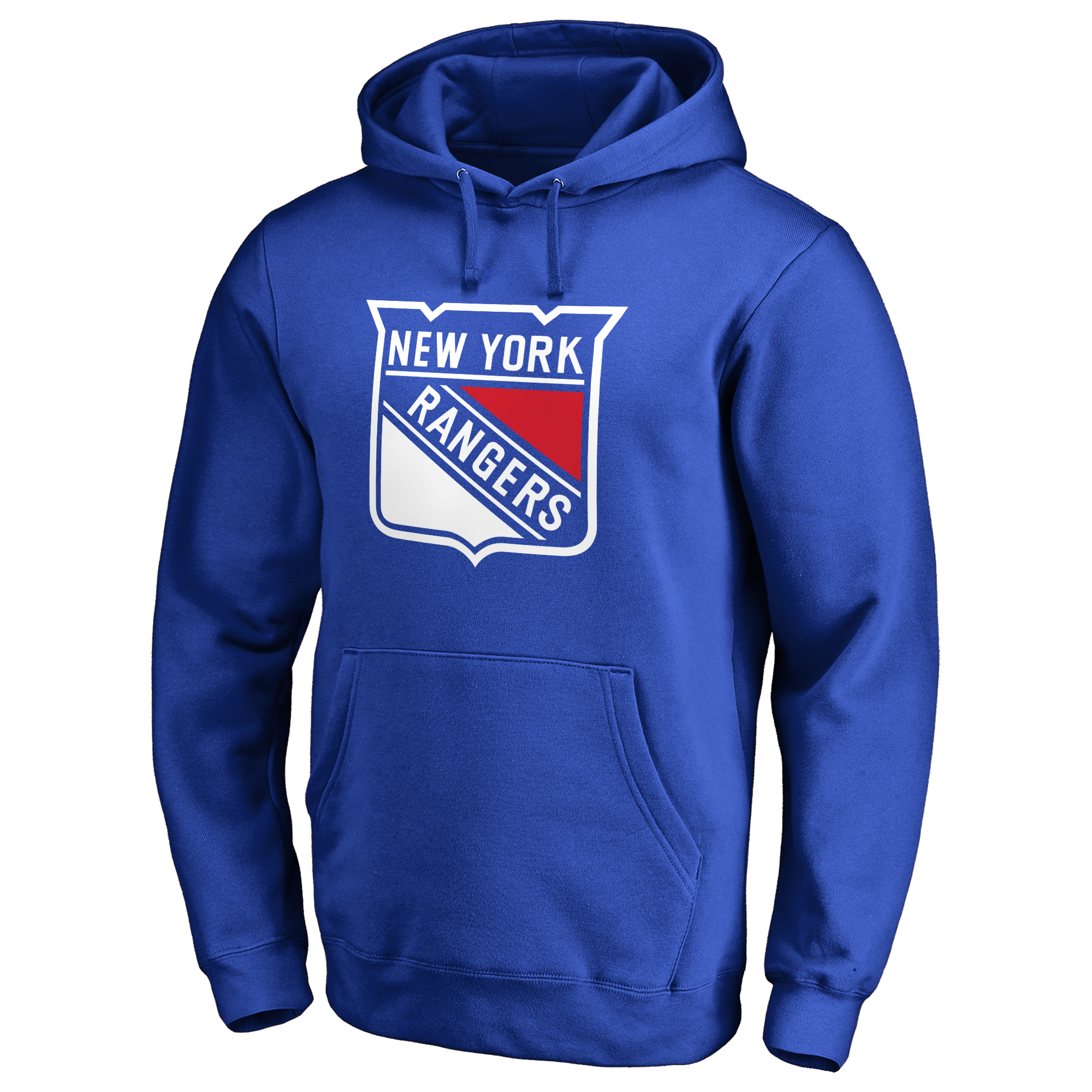6145a5a5f New York Rangers Fanatics Branded Number One Dad Pullover Hoodie - Royal -  Walmart.com