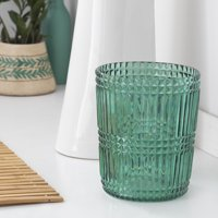 Resin Textured Wastebasket by Drew Barrymore Flower Home