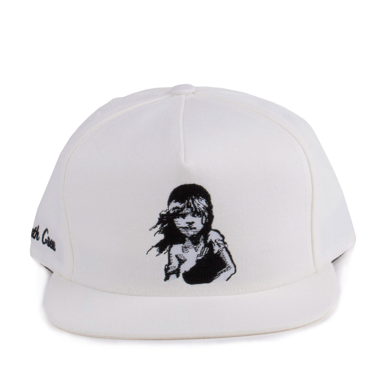 d255c99a726 ... order supreme broadway 5 panel snapback hat white ss15h99 7a768 b1a6f