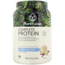 Protein & Meal Replacement: PlantFusion Complete Protein