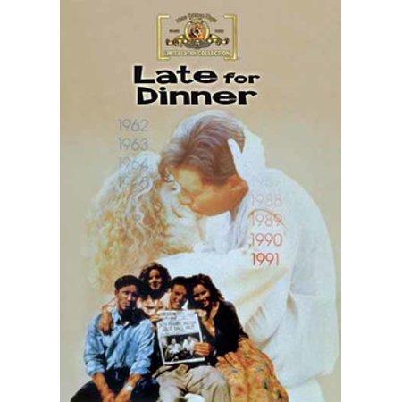 Late for Dinner (DVD)](Jeremy Kyle Halloween)