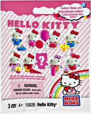 Mega Bloks Hello Kitty Series 1 Minifigure Mystery Pack by Mega Bloks