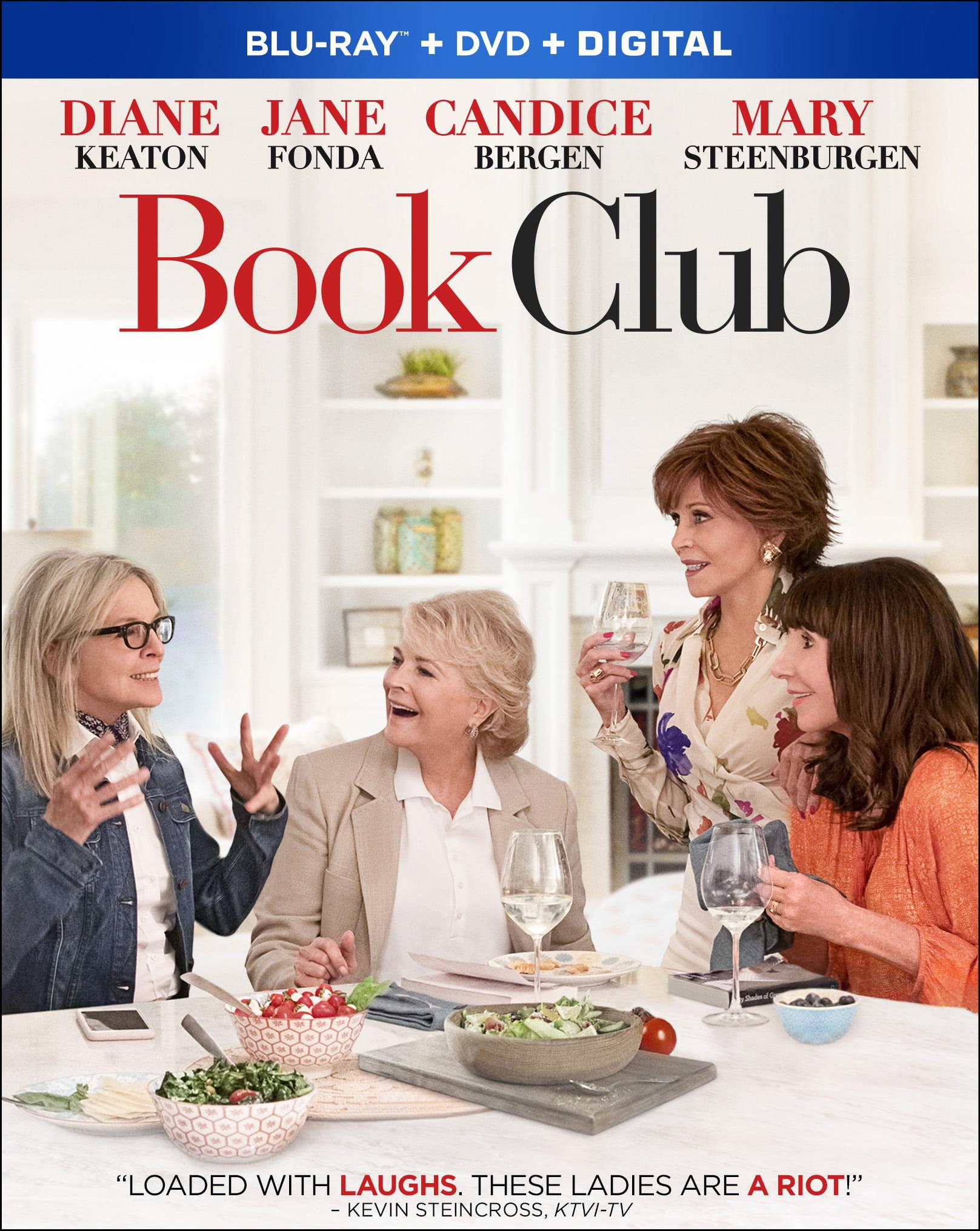 Book Club (Blu-ray + DVD + Digital) by Paramount