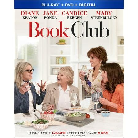 Book Club (Blu-ray + DVD + Digital)