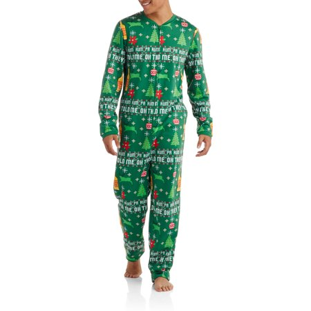 Men's Ugly Sweater Holiday Union Suit
