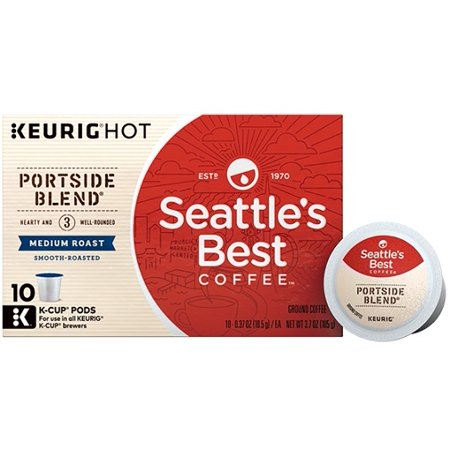 Seattle's Best Coffee™ Signature Blend No. 3 Coffee K-Cup® Pods 10 ct