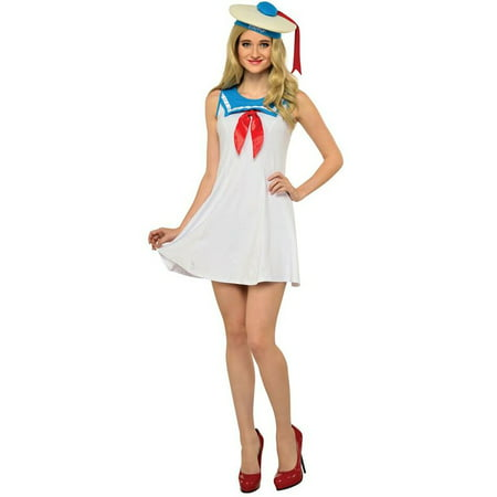 Adult Ghostbusters Stay Puft Flair Dress - Ric Flair Costumes