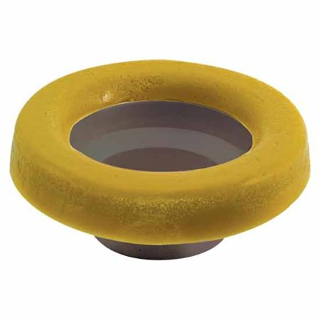 Ez-Flo 40148 Reinforced Wax Ring with -