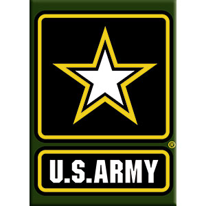 Army Magnet Star New Gifts Toys m-army-0001