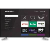 Deals on RCA RTRU6027-US 60-in Class 4K UHD HDR Roku Smart LED TV