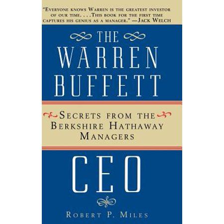 The Warren Buffet CEO (Hardcover) for $<!---->
