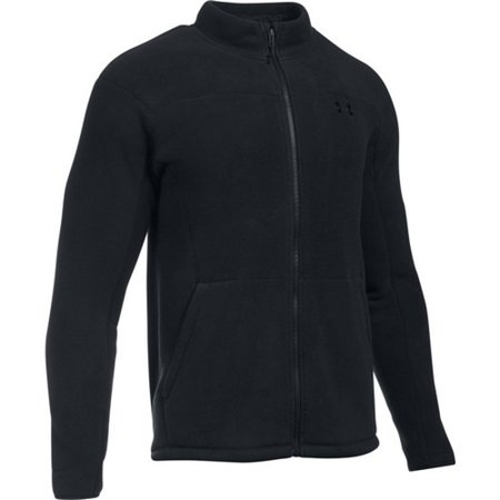 under armour 1279629 men's black tactical superfleece jacket - size small (Tactical Under Armour)