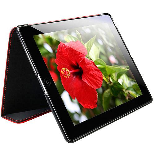 HornetTek Tai-Chi iPad 3 Cover Black Red