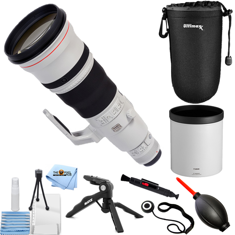 Canon EF Ultrasonic Autofocus Motor 600mm f/4L IS II USM PRO KIT
