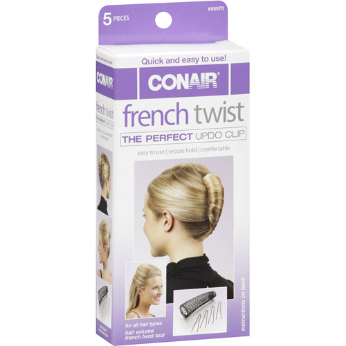 Conair French Twist Updo Clip