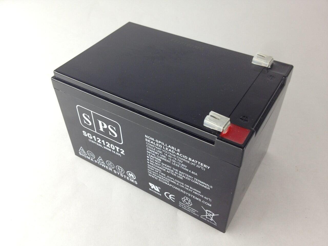 Deltec PRC1000 Replacement Battery Set