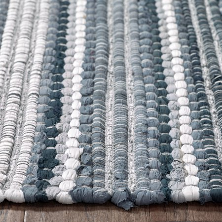 Lr Home Altair Grey Reversible Indoor Area Rug 5 X 8