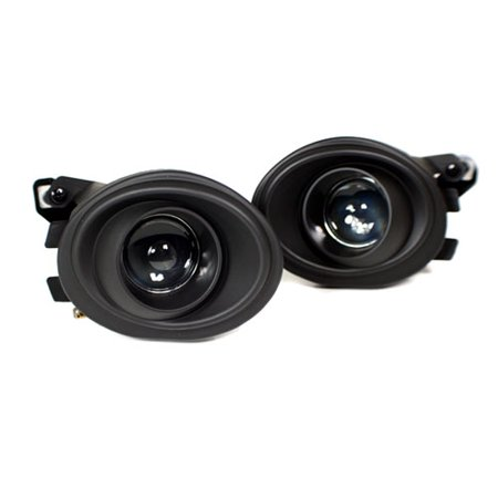 BMW E46 M3 & M-Tech II / E39 M5 Front Bumper Projector Fog Lights -