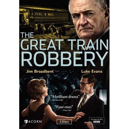 GREAT TRAIN ROBBERY (DVD/WS 1.78/2 DISC) (DVD) - Nicholas Gordon Halloween