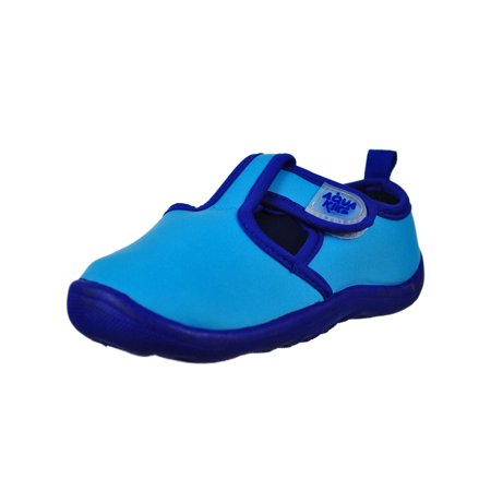 Aqua Kiks Boys' Water Shoes (Sizes 5 - 3) ()