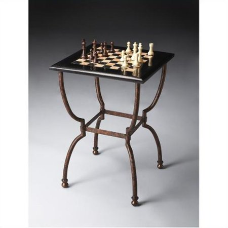 Butler Metalworks Collection Metal Game Table