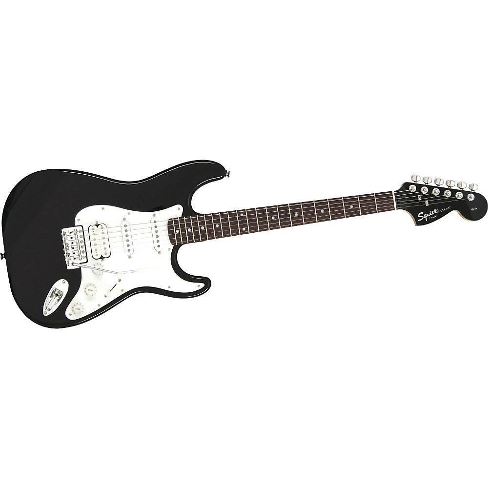 Squier Affinity Fat Strat with Painted Headstock