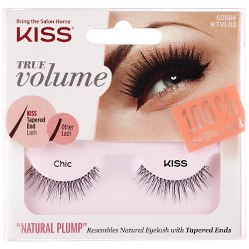 KISS True Volume Lashes RITZY True Volume Lashes By KISS - Madame Madeline Lashes