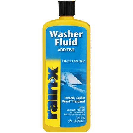 Rain-X Washer Fluid Additive 16.9 oz. Bottle (Fill Washer Fluid)