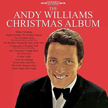Andy Williams - The Andy Williams Christmas Album - Vinyl (Limited Edition) ()