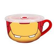 Marvel Character Molded Coffee Mug Iron Man