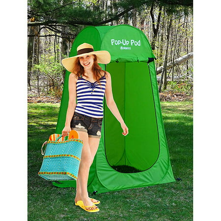 - GigaTent Pop Up Pod Portable Shower Station and Privacy Room