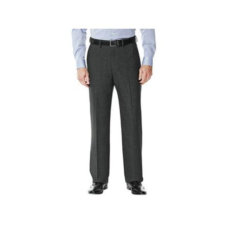 JM Haggar Men's Premium Stretch Suit Separate Pant Classic Fit HY00182