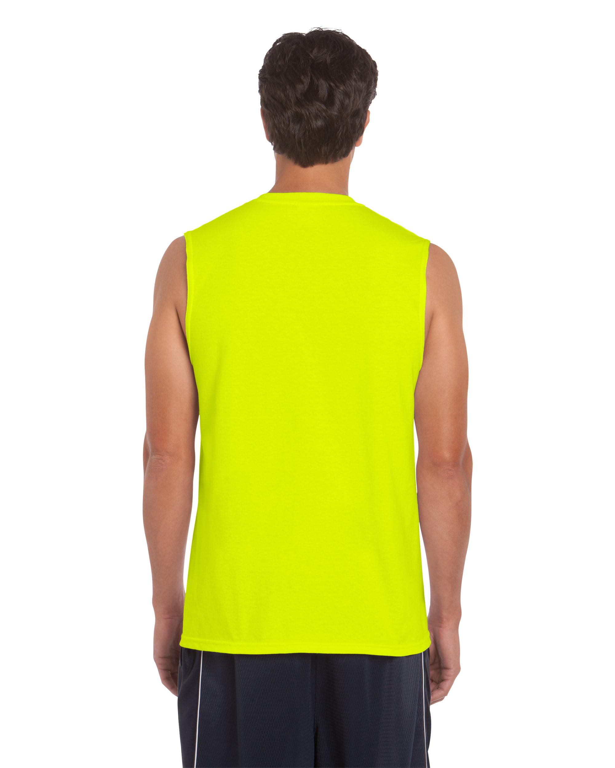 4133bf769c1 Artix - Artix Oklahoma City Ultra Cotton Sleeveless Men s T-Shirt ...