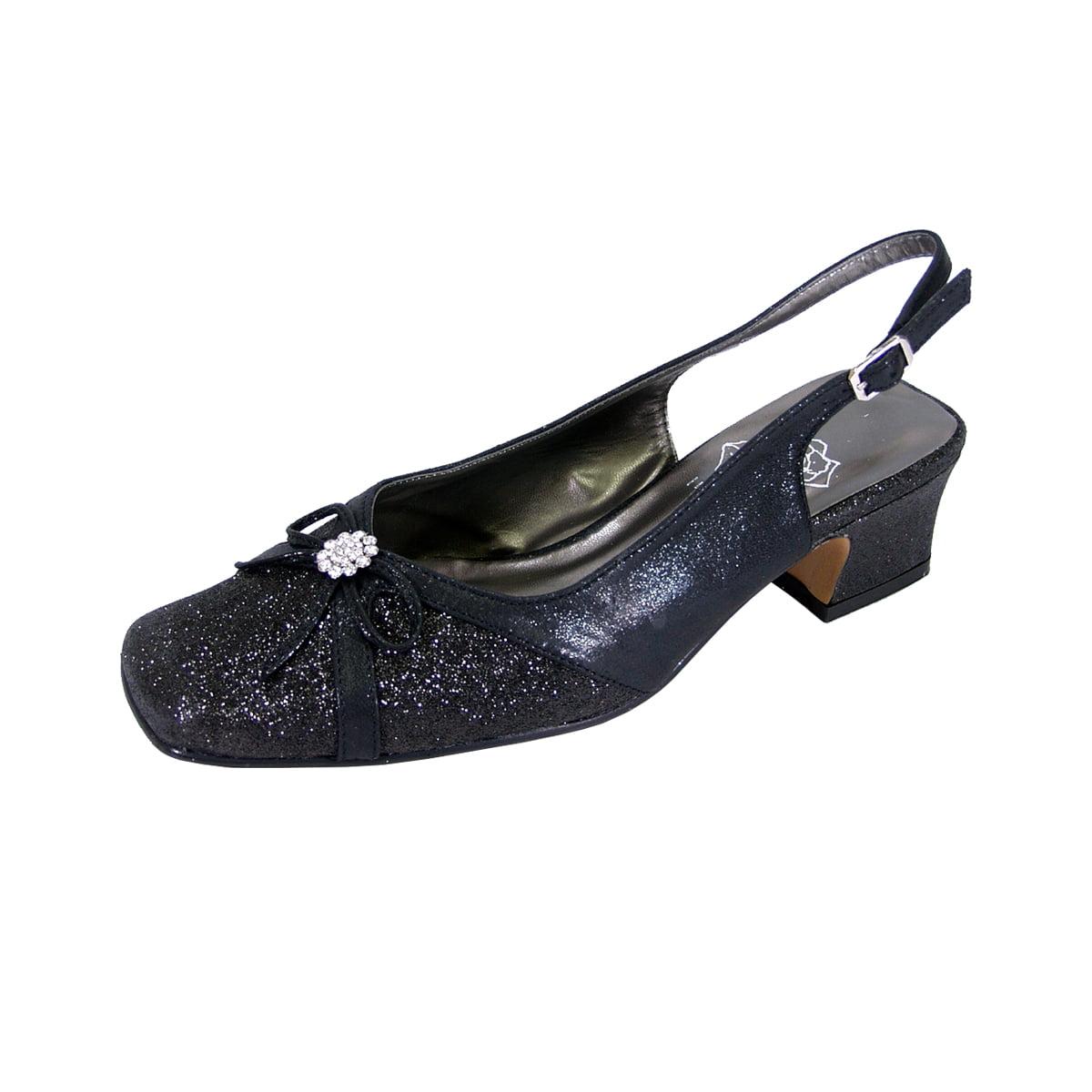 Wide Width Evening Dress Shoes
