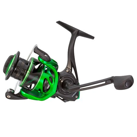 Lews Fishing Mach Speed Spin Spinning Reel 6.2:1 Gear Ratio, 7+1 Bearings, 30