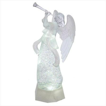 Lighted LED Shimmer Angel