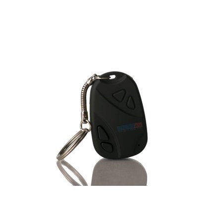 Hidden Car Key Cam in Condor UV Protected Coating in-Car Spy