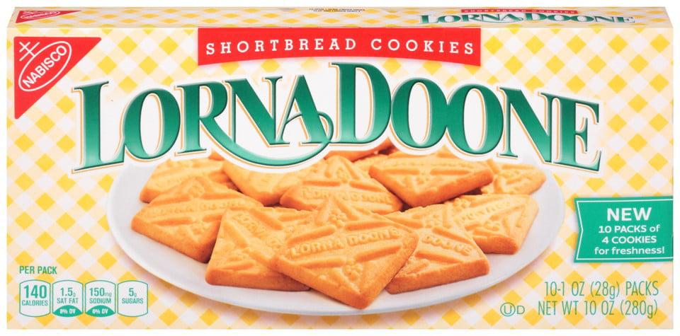 Lorna Doone Shortbread Cookies, 10 Oz by Nabisco