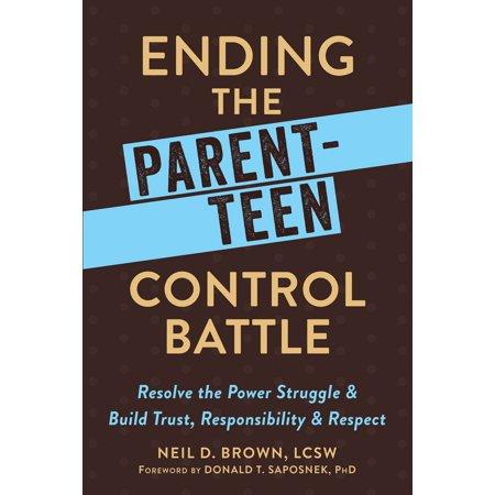 Ending the Parent-Teen Control Battle - - Traveler End Controls