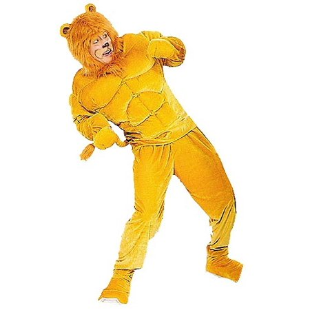 Macho Lion Costume (Plus Size Macho Lion Costume)
