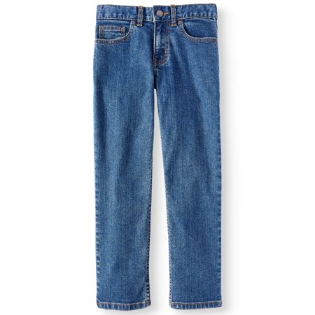 - Boys Straight Denim (Little Boys, Big Boys, & Husky)