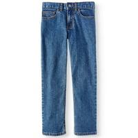 Wonder Nation Boys 4-16 Straight Denim Jeans