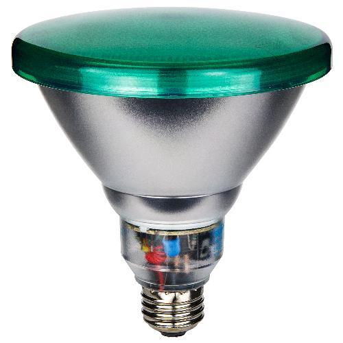 SUNLITE Green CF SL23PAR38, 23 Watts Outdoor Floods Bulb