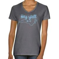 J2 Sport North Carolina State Deer Unisex T-Shirt