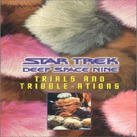 Star Trek: Deep Space Nine - Trials and Tribble-Ations [Import] [VHS Tape] [1993 - Space Vbs