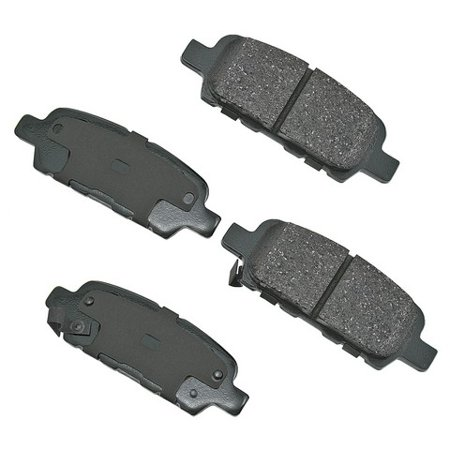 Akebono Street Performance Ultra Premium Ceramic Brake Pads