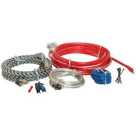 scosche kpa6sd 1200 watt 6 gauge car amplifier install kit 100 rh walmart com scosche amp wiring kit 1600 watt scosche amp wiring kit review