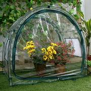Zenport 3.5 Ft. W x 2 Ft. D Mini Greenhouse
