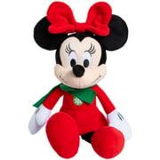 Disney© Christmas Minnie Mouse™ Stuffed Animal Plush 12.5in