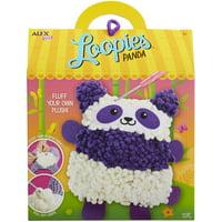 Alex DIY Loopies-Panda